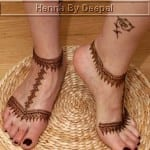 'YOU ARE HERE' Henna By Deepal, August 2 @ 6:30pm (Registration Required)