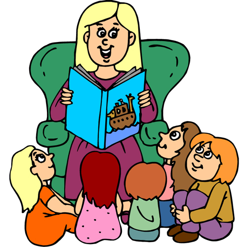 Storytime @ Dalton Community Library  | Dalton | Pennsylvania | United States