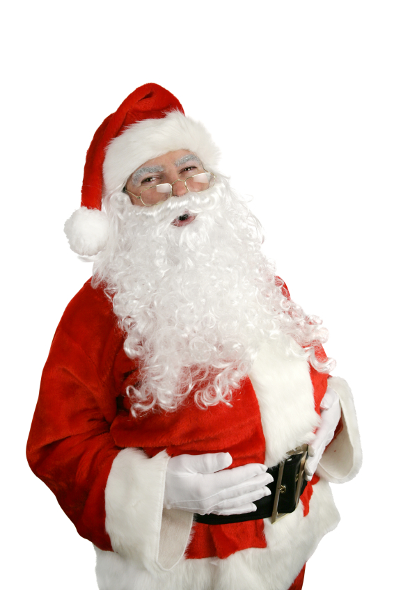 Santa Claus is coming to town! Tuesday, December 16th, 11:15am ...