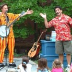 'Toe Jam Puppet Band'  – Wednesday, June 15, @ 6:30pm, Register ALL AGES