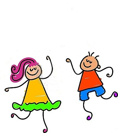 ... sign language, run and jump to rhyming words, and dance, dance, DANCE