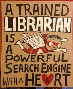 Library Staff Appreciation: Wednesday, April 22nd, 1-6pm