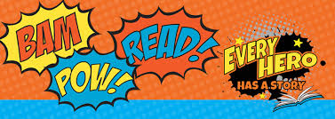 What is all this HERO and UNMASK stuff about? [A 2015 Summer Reading FAQ]