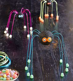 Too Cute Silly Spiders! 10/24/15 @ 12:30-1:30 (Register Grades K-5)