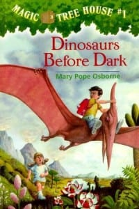 Magic Tree House Book Club: Wed, September 18th @ 4 PM (Register Grades 1 & 2)