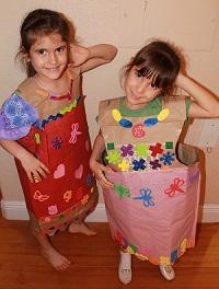 PAPER BAG PRINCESS TEA 7/14/16 @ 6:30-7:30 (Register Grades K-5)