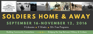 Community Stories: Home & Away ~ Sept 16 – Nov 12th