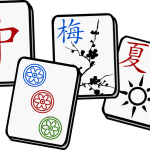 Mah Jong Mondays!  1:00- 4:30pm  (Please register) Newbies welcome-we'll teach you!