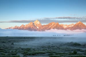 Photography Exhibit of Yellowstone and Grand Tetons National Parks on display through March 3rd