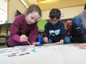 Creative Words (Register Ages 3-6) Thursdays 11:30 am or 1:30 pm