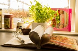 Healthy Cookbook Club with Karen DiPietro ~ Monday, April 10th @ 6:30