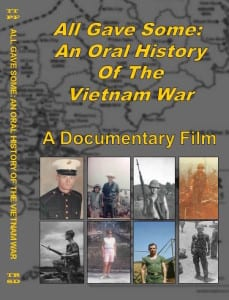 All Gave Some: An Oral History Of The Vietnam War ~ Thursday 11/9/2017 @ 6:30 PM