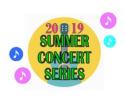 Concerts in the Courtyard ~ 2019 summer concert lineup!