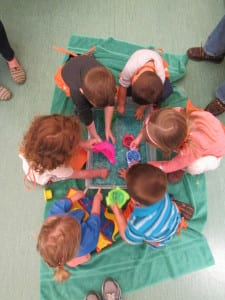 *New Session Starting* Discovering STEAM: Thursdays @ 11:30 AM (Ages 3-6)