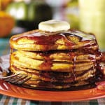 It's Pumpkin Pie Pancake Time! – Saturday, October 7, 2017 – 10:30-11:30am