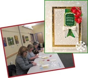 Create Your Own Holiday & Thank You Cards ~  @ 6:00 on 11/29/18 (Registration required)