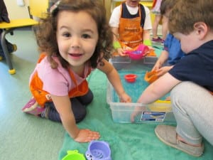 Sensory Story Time (Ages 2 and 3) Thursdays @ 10:15am