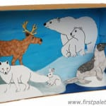Winter Animals in a Shoebox (K-5) Feb 27, 2018 – 10:30-12:00pm or 1:00-3:00pm
