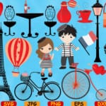 France ROCKS (Register Grades K-5) – Monday, June 25, -6:30-7:30pm