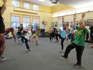 Family ZUMBA: Friday May 31st @ 5 PM (Ages 4 to 104)