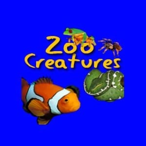 Zoo Creatures: Saturday, Dec 1st, @1:30 PM (Registration Required)
