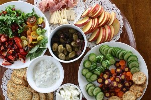 Healthy Appetizers for the Holidays Challenge~ (Registration Required) @ 6:30 Monday, 12/16/2019