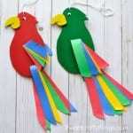 Feathered Bird Craft (Grades K-5)-Saturday,March 23, 10:30-11:30AM