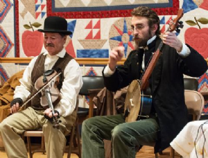 Global Banjar: International Voices in Antebellum Banjo Music ~ New Hampshire Humanities (Registration Requested) @ 6:30 on Thursday 5/30/2019