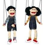 Beginner's Puppetry with Brenda Weber (T/weens Ages 10 & Up) – Thursday, April 25 – 6:30-7:30pm
