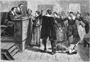 The Capital Crime of Witchcraft: What the Primary Sources Tell Us ~ (NH Humanities) Registration Required @ 6:30 PM on 10/24/2019