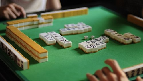 Learn to play Mahjong ~ (Registration Required) 1:00 – 3:00 on 10/7, 10/15 and 10/21/2019