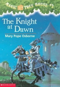 Magic Tree House Book Club: Wed, October 16th @ 4 PM (Register Grades 1 & 2)